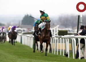 Mccoy Winning The Grand national 2010 On Don't Push It